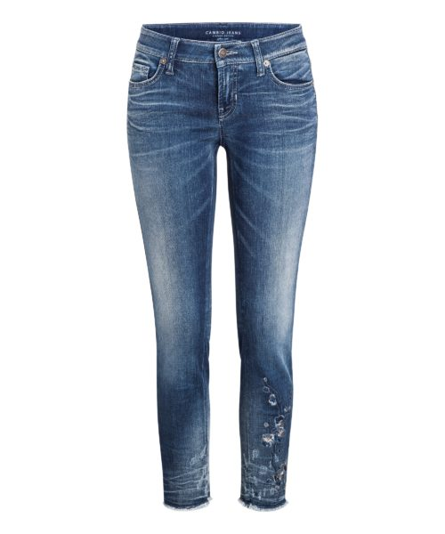 Liu short jeans, bukse fra Cambio