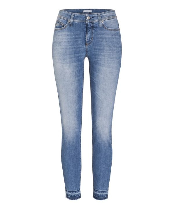 Parla cropped jeans, bukse fra Cambio