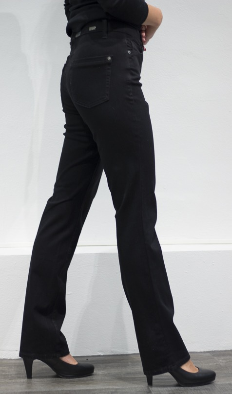 Norah jeans fra Cambio, straight leg
