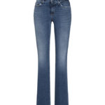 Parla flared jeans bukse fra Cambio