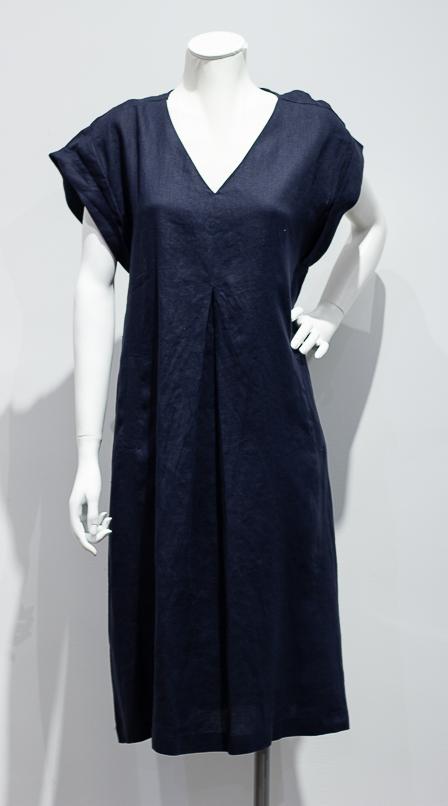 Lin kjole fra Angoor