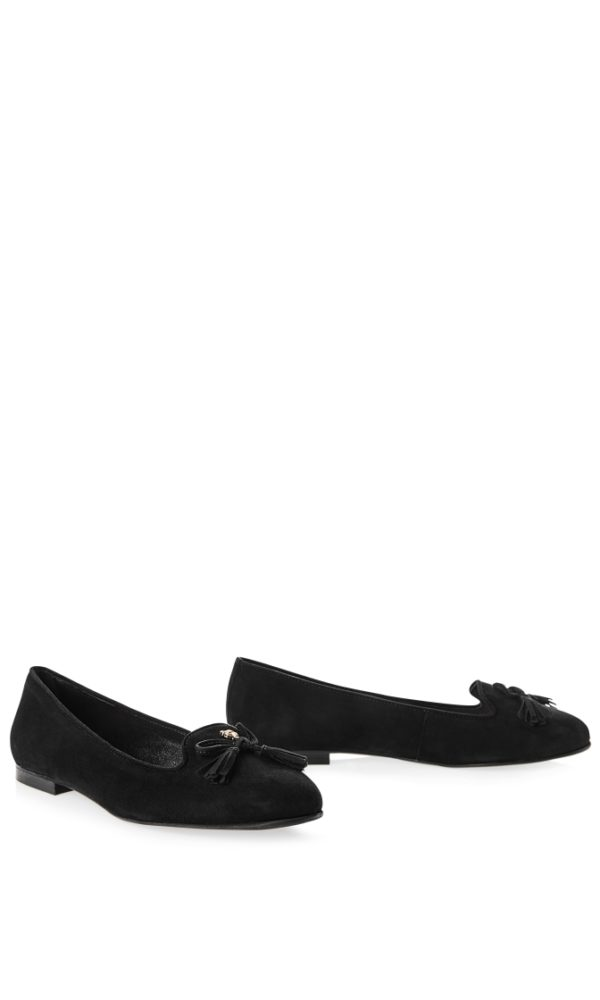 Ballerina sko fra Marc Cain, finnes i flere farger