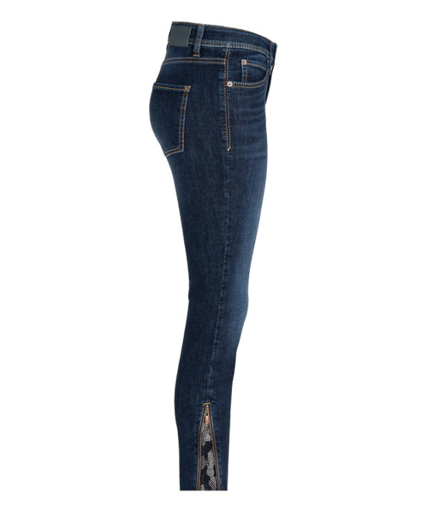 Parla zip jeans fra Cambio