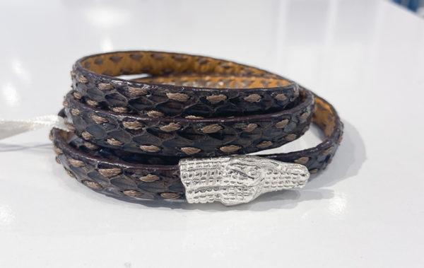 bracelet snake 028 One size