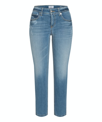 Tess straight jeans fra Cambio