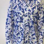 Bluse fra Max Volmary med print