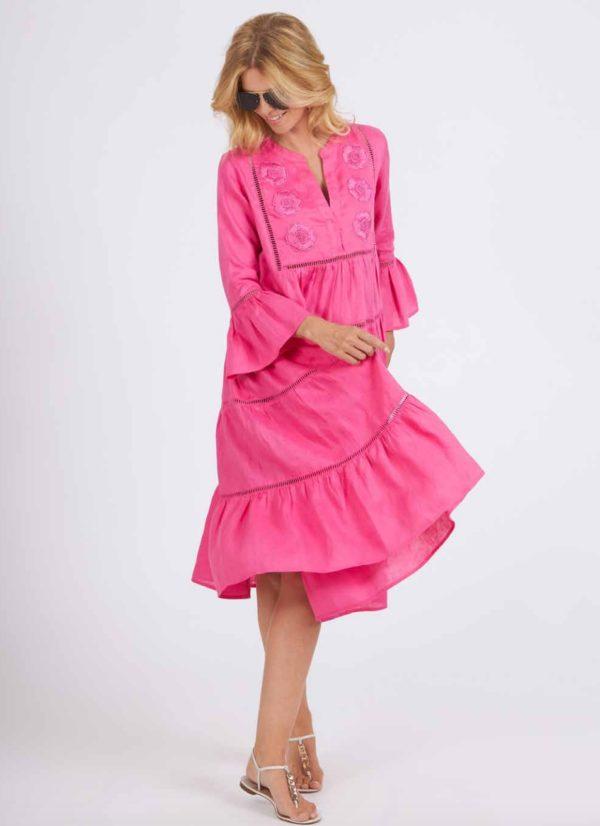 Birte kjole fra Angoor, flere farger