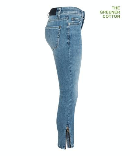 Paris zip jeans fra Cambio