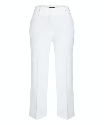 Claire bukse fra Cambio, finnes i hvit og caramel