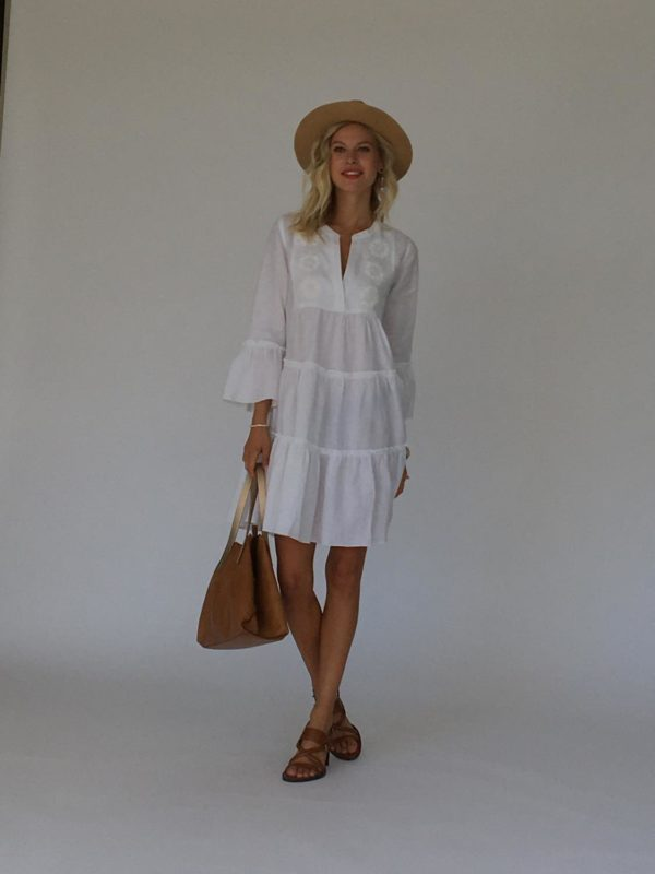 Barbara kjole fra Angoor