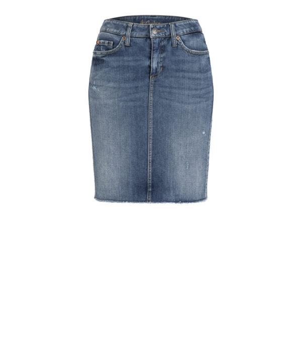Haze jeans-skjørt fra Cambio