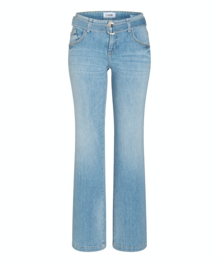 Tess wide leg jeans fra Cambio