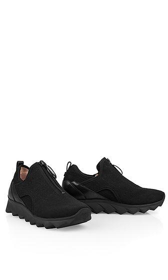 Sneakers fra Marc Cain, finnes i sort og hvit