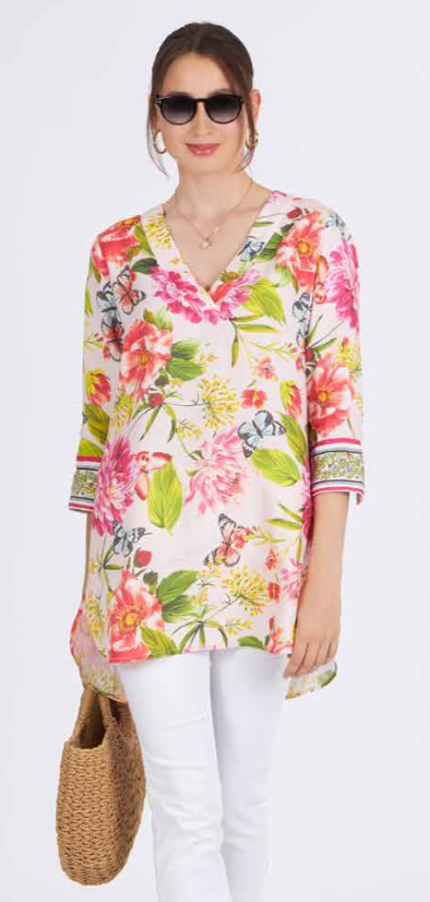 Babet bluse fra Angoor, flere farger