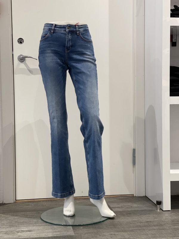 Paris fleard bukse fra Cambio