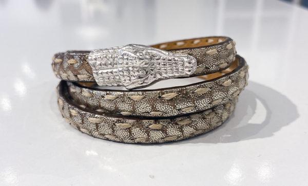 bracelet snake  182 One size